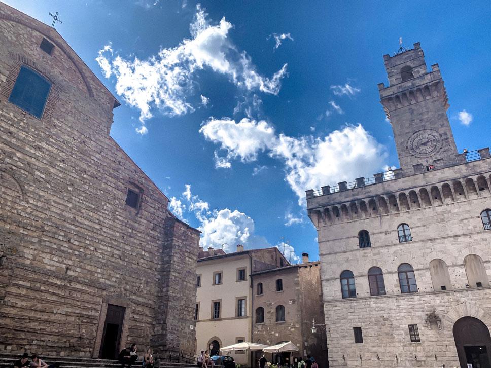 Piazza Montepulciano